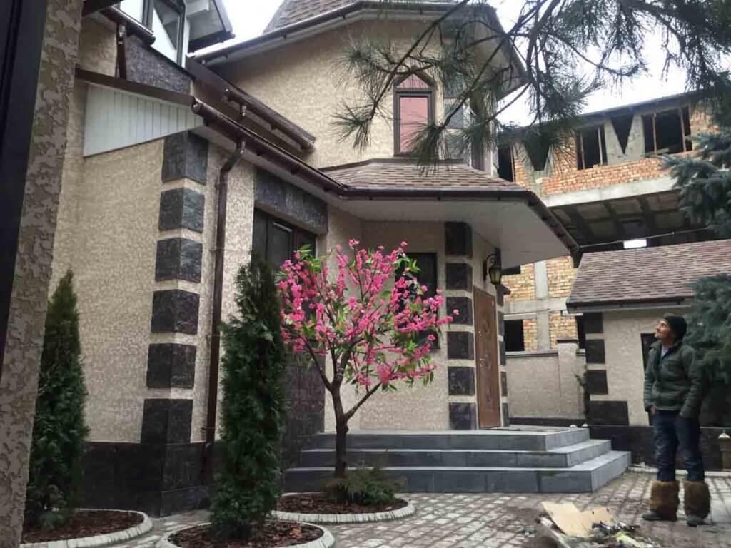 Строительство домов, коттеджей, дач в Бишкеке от 140$ за кв.м.